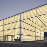 Workshop in Siegen, Germany by Ian Shaw Architekten; Photo: Felix Krumbholz