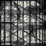 Ascending and Descending, Stairway to Heaven (L'Institut du Monde Arabe, Paris 2011) © Simon Gardiner