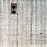 Facade. Concrete Texture (Photo: Adrià Goula)