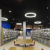 Library of Birmingham by Mecanoo (interior)