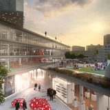 5th Street Plaza, Image © OMA