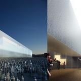 Shortlist Team 1's proposal for UK Pavilion for Milan Expo 2015