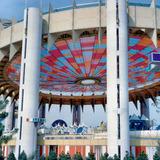 CyArks 3D New York State Pavilion, 1964. Photo courtesy of Bill Cotter, via CyArks Kickstarter page.