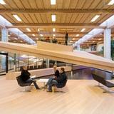 Shortlisted in Creative Re-use: IBC Innovation Factory by schmidt hammer lassen architects (Denmark); Photo: Adam Mørk