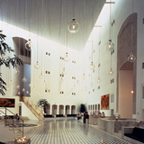 Ministry of Foreign Affairs in Riyadh (Saudi Arabia, 1984) Henning Larsen Architects