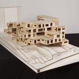 Housing Complex by Susan Bivone
