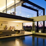 House Ber in Midrand, South Africa by Nico van der Meulen Architects (Photo: David Ross/Barend Roberts/Victoria Pilcher)