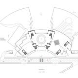 Plan, level 8 (Image: Architecton)