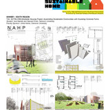 NOTBLOX® Affordable Housing Project- Assembling Sustainable Communities with Insulating Concrete Forms..