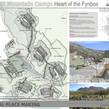 Acknowledgement Prize: Sustainable public eco-tourism facility, Cape Town, South Africa by Architecture co-op, South Africa: Elemental place making.