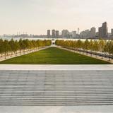 Franklin D. Roosevelt Four Freedoms Park, New York. Louis Kahn, 1973-2012. Photo: Paul Warchol