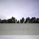 Crematorium Heimolen in Sint-Niklaas, Belgium by KAAN Architecten; Photo: Christian Richters