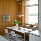 Upper West Side Apartment in New York, NY by carmen lenzi architect; Photo: Trevor Tondro