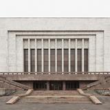 Ostalgia Bishkek, Kyrgyzstan Lenin Museum 2010 ©Simona Rota