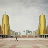 Ministry Buildings, Astana, Kazakhastan