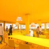 Restaurant (Image: MVRDV)