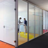 CZ Insurance HQ (meeting rooms) in Tilburg, The Netherlands by BARCODE Architects