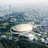 UNStudio / Yamashita Sekkei Inc. (Image: Japan Sport Council)