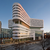 Health winner: Rush University Medical Center New Hospital Tower, USA by Perkins+Will. Image courtesy of WAF.