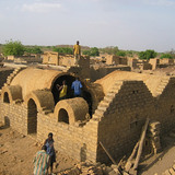 Earth Roofs in the Sahel