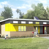 2013 Award Winner: SAGE: Affordable Green Modular Classrooms