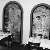 restaurant Flavio al Velavevodetto, Testaccio district, Rome Photo by Michael Ezban
