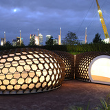Award for Small Projects: KREOD Pavilion, 