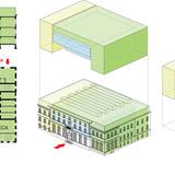 Diagram program (Image: Alejandro Zaera-Polo Architecture)