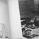 Scott Brown's, Robert Venturi and Rauch - proposal for a Monumental Fountain on the Benjamin Franklin Parkway (1964) via Quondam