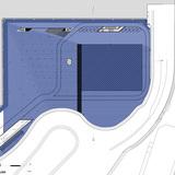 Site Plan. Image courtesy of Zaha Hadid Architects.