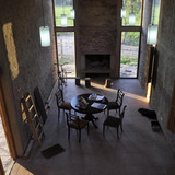 Special Mention in the First Work Category: Wine Cellar Home by Studio LT