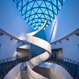Salvador Dali Museum by HOK. Photo © HOK