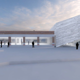 Rendering by Bjarke Ingels Group