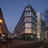Completed Buildings - HOUSING: Aluminium Tip by Babin + Renaud