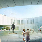Rendering (Image- HAO : Holm Architecture Office + Archiland Beijing)