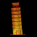 Tower of Pisa: one of the 500 digitally preserved cultural sites. Image courtesy of CyArk.