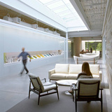 Interior Architecture Honor Award: Kohler Creative in Kohler, Wisconsin by Gensler. Photo: Photography by Kohler.
