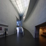 Steven Holl's Kiasma Museum of Contemporary Art via A.D.Morley & J.A.Wong