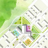 Site plan (Image: Architects Rudanko + Kankkunen)