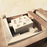 Holcim Bronze Award: Training center for sustainable construction: Working model.