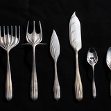 Flatware Prototypes, 2004-2007 by Greg Lynn. Photo: Greg Lynn.