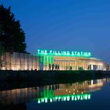 The Filling Station, London by Carmody Groarke. Photo: Luke Hayes