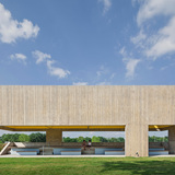 Webb Chapel Park Pavilion; Mission, TX by Cooper Joseph Studio (Photo: Eduard Hueber/ArchPhoto Inc.)