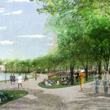 Rogers Marvel Architects + Peter Walker and Partners for Constitution Gardens