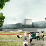 Main facade. Image: WAI Think Tank