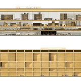 Elevations (Image: AAKAA & MARS Architectes)