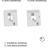 Level 4 plan. Image courtesy of Workshop XZ.