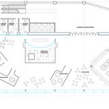 Second floor plan (Image: AAKAA & MARS Architectes)