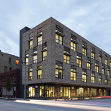 Clock Shadow Building; Milwaukee, WI by Continuum Architects + Planners (Photo: Tricia Shay)