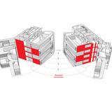 Quarter section diagram. Image: UNStudio
